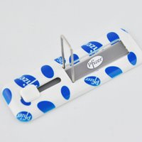 Wholesale Mobile Phones Finger Grip Self Holder Universal Elastic Band Strap Phone Holder with Stand for Mobile Phones