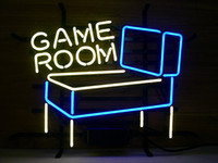 arcade games pinball - Brand New Pinball Arcade Game Room Real Glass Neon Sign Beer light quot X24 quot