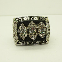 Wholesale Bottom Price for Supe Replica Raiders Championship Ring for Fans
