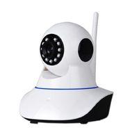 al por mayor cámaras de video vigilancia-SASDIGI72M2WL cámara de seguridad IP Wifi inalámbrico Plug / Play Pan / Tilt Night Vision cámaras IP con vigilancia de vídeo remoto de vigilancia