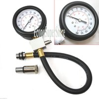 automotive rubber hose - 14 mm Spark Plug TU7 Auto Cylinder Compression Pressure Tool Heavy Rubber Diagnostic Tester Fit quot flexible hose