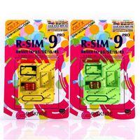 Wholesale R SIM RSIM Pro SIM Unlock Sim Official IOS x for iPhone S S C GSM CDMA WCDMA G G