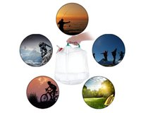 backpacking water containers - 20L outdoor large capacity portable folded water bag kettle plastic water containers buckets camping equipment articles