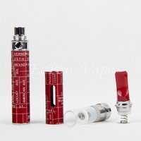band container - Electronic Cigarettes snoop dog vape band dry herb vapes dabber brush containers usb charger dry vaporizer kits blister pack