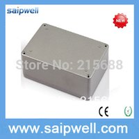 aluminum junction boxes - SAIPWELL NEW ALUMINUM CAST ALUMINUM INSTRUMENTATION CABLE JUNCTION BOX OUTDOOR WATERPROOF BOX IP66 mm TYPE SP AG FA2