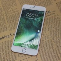 Wholesale Goophone i7 Plus Android Smartphone Quad Core MTK6580 GHz GB RAM GB ROM quot HD G WCDMA Unlocked Cell Phones