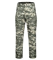 army fleece fabric - outdoor sport Military tactical climbing and hiking army pants for men softshell fleece fabric Instant waterproof and windproof
