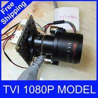 Wholesale Hikvision Camera P mm Motorized Zoom Auto Focal Lens HD TVI PTZ MP CCTV camera module board