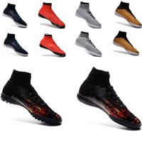 Wholesale The new launched a variety of colors Superfly FG football shoes CR7 Ronaldo football shoes new CR7 football shoes free delivery
