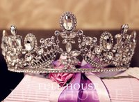 audrey hepburn face - Fashion Bride Wedding Crown Bridal Accessories Rhinestone Audrey Hepburn Princess Vintage Tiara Crown