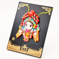Wholesale Beijing Peking Opera furnishing articles The characteristics of folk arts and crafts gift ornaments with Chinese characteristics