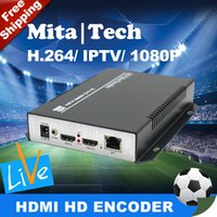 Wholesale DHL HDMI Independent Audio Encoder H With Channel HDMI Loop Out
