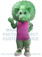 baby dragon costume - Baby Bop dragon mascot costume custom cartoon character cosply carnival costume