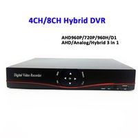 Cheap NO hard disk 4CH DVR Best Support up to 255 DVR simultaneously Dynamic IP address 8CH DVR