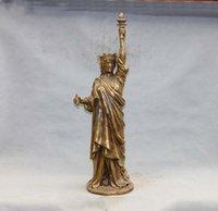 art deco people - 31 quot famous quot Statue of Liberty quot Bronze Copper Goddess Liberty Deco Art sculpture