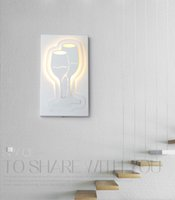 Wholesale LED wall Light Modern Luxury Powerful Bright LED Bathroom Wall Lamp Bright Wall light Cup Style Wall Lamp