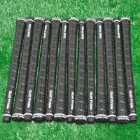 0.60 - NEW Tour Wrap G Standard BLACK Round Golf Grips pieces with Top quality DHL Golf Club Grips