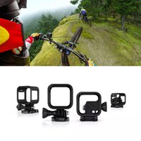Wholesale Gopro Hero4 Session Standard Protection Frame Mount Protective Housing Case Cover for GoPro Hero Session protective frame GoPro parts