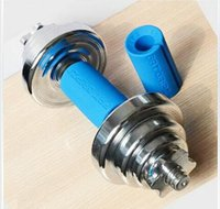 Wholesale NEW Top quality MONSTER GRIPZ BARBELL DUMBBELL THICK FAT BAR HAND GRIPS HOME GYM GRIPZ
