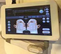 Wholesale HIFU Newest Ipad Style Hifu High Intensity Focused Ultrasound Hifu Machine for Face Body Ultherapy Hifu mm mm mm mm and mm