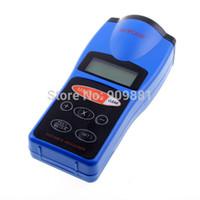 Wholesale EMS Brand New CP3008 M ft Digital Laser distance meter Rangefinder LCD Ultrasonic Distance Measurer