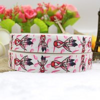 autism grosgrain ribbon - ribbon inch mm autism printed grosgrain ribbon webbing yards roll for headband
