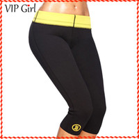anti cellulite shorts - Slimming Shapers Pants Sauna Fit Waist Training Corset Legging Capri Anti Cellulite Short Weight Loss S XXXL