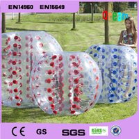 Wholesale M Inflatable Bubble Soccer Ball Outdoor Toys For Kids Bumper Ball Bubble Ball Zorb Ball Loopy Ball