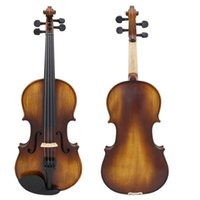 Wholesale Astonvilla AV Spruce Solid Wood Vintage Violin with Case amp Accessories