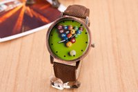acrylic pellets - Women S Fashion Leather Of Quartz Watches Pellets Ms Student Recreational Watch Gift Watches Chinese Style Restoring Ancient Ways