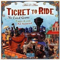 Wholesale freeshipping Board Games Ticket to Ride railroad task Solitaire version ENGLISH Board game for all ages
