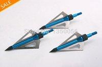 aftershock broadhead - DHL grain aftershock hunting broadhead blades arrow head Beast Shoot archery bow