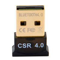 Wholesale Mini USB Bluetooth Adapter V Dual Mode Wireless Bluetooth Dongle CSR For Windows Win Vista XP