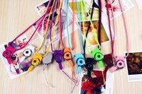 Wholesale Hot Selling Strap Band Lanyard Hang Rope for Camera Cell phone ipod mp3 mp4 USB Flash Drive Random Color