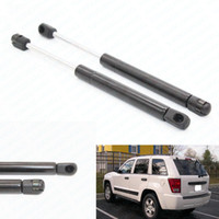 Wholesale 2pcs Fits for Jeep Grand Cherokee Rear Window Gas Lift Supports Struts Prop Rod Shocks DK