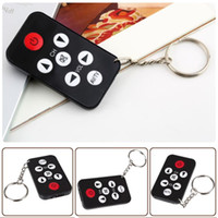 Wholesale 100 Brand New Mini Universal TV Remote Control Keychain Hot New Arrival