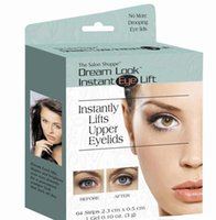 Wholesale New Released Dream Look Instant Eye Lift Instantly Lifts Upper Eyelids Upper Eyelids Salon Shoppe Eye Lift Free DHL