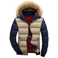 Wholesale Fall Brand New Fashion Men Winter Down Jacket Super Warm Thick Duck Down Jacket Men Winter Jacket Down Coat chaqueta hombre