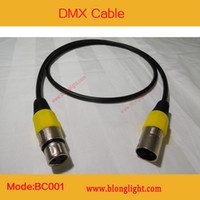 Wholesale Top Quality ft m Pin Signal Connection DMX Stage Light Cable Wire Pin DMX Signal Cable for Lighting Products lights