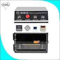 al por mayor laminator inch-Gran LCD laminado vacío OCA 14 pulgadas LCD Laminación máquina autoclave para reparación de teléfono lcd remodelar Laminating Machine lcd glass laminator
