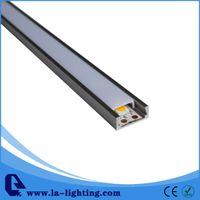 Wholesale 1m length Aluminum LED Profile Item No LA LP05 led strip profile suitable for LED strips up to mm width
