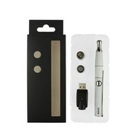 aura quartz - cheap vape pen aura vaporizer portable wax dab vape double coils wax atomizers quartz wax atomizer