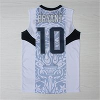 olympic basketball jersey - Kobe Bryant Jersey Dream Team Authentic Jersey USA Olympic Games Basketball Jersey Best quality Size S XXL