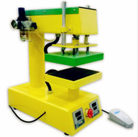 Wholesale 2000psi Pneumatic Rosin Press Oil Press Herb Press Dual Element Heating LCD display