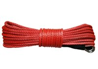 Wholesale mm x m quot x synthetic uhmwpe winch rope line for car accessories