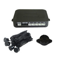 Wholesale car parking sensor pz200 Simple four sensors Alarm by three step bibi sound alarm distance from m to m