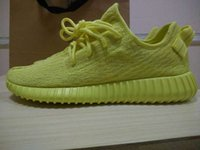 athletic shoes clearance - Kanye West Boost Brand Sneaker Athletic Sports Shoes Kanye Boost Light Yellow Cheap Mens Womens Sneakers Clearance