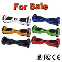 Wholesale balance scooter scooters smart balance wheels personal transporter Smart elft Balancing Scooter Electric Unicycle hoverboard VS Led Scooter