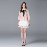 Wholesale Maxnegio Spring Summer Blusa Feminina Casual Lace Blouses High Quality Top