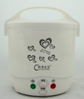 Wholesale Mini electric cooker factory cooking porridge cooker OEM mini electric rice cooker hot new mini cooker